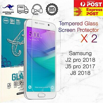 AU4.95 • Buy Samsung J Series Ultra-Clear Tempered Glass Screen Protector