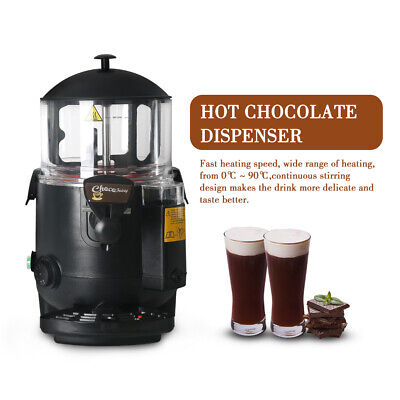 5L Electric Commercial Chocofairy Hot Chocolate Dispenser Machine Drink Beverage • 295£