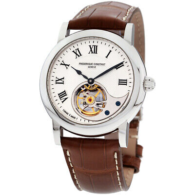 $2815.30 • Buy Frederique Constant Heart Beat Automatic Silver Dial Men's Watch FC-930MC4H6