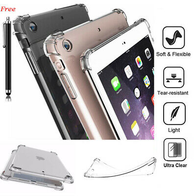 AU10.10 • Buy Transparent Silicone Clear Soft TPU Gel Case Cover For IPad Pro 9.7/Air3/ Pro 11