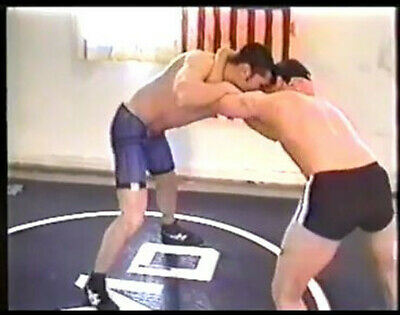 Wrestling Video Dvd Submission Pro Style Rare Matches JPWA Men Trunks Mat Tights • 17$