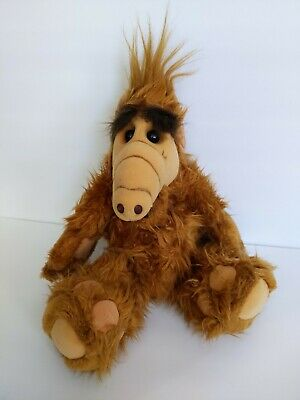 """Vintage ALF 1986 Alien Productions 18"""" Inch Plush Doll Stuffed Animal Coleco • 39.99$"""
