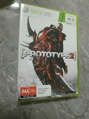 AU8.70 • Buy XBOX 360, Prototype 2, Game (Includes Booklet) LD1