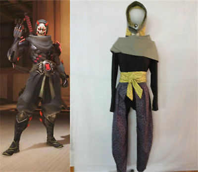 $ CDN126.95 • Buy Game Oni Genji Evil Ghost Cosplay Costume Cos!s'd'f