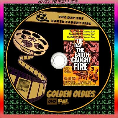 £2.90 • Buy The Day The Earth Caught Fire  Sci-Fi Classic Movie