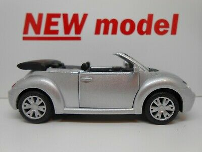 Toy Car Vw Beetle Convertible 1/32 Boy Girl Dad Mom Birthday Present Gift New • 8.95£