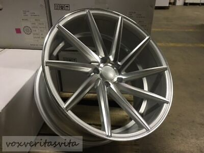 $780 • Buy 19  Swirl Style Silver Wheels Rims Fits Mercedes Benz C250 C350 E550 S550