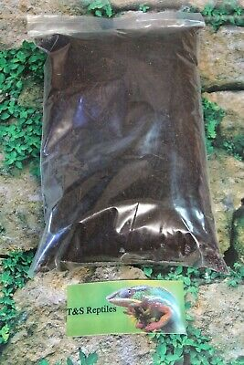 £4.73 • Buy ***coco Fibre*** Ready To Use For Reptiles**frogs**geckos**scorpions
