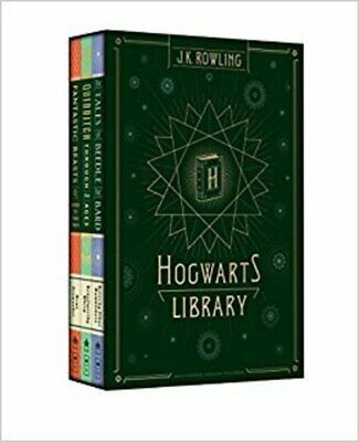 AU49.99 • Buy Harry Potter : THE HOGWARTS LIBRARY Hardcover Bookset From Scholastic