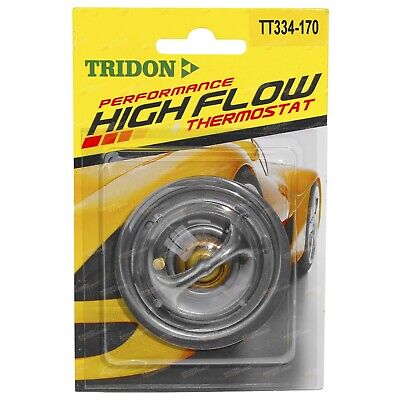 AU57.95 • Buy Tridon High Flow Thermostat For Landcruiser 76 Series 4.5L 1VD-FTV Diesel Engine