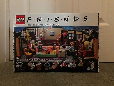 $112 • Buy LEGO FRIENDS Central Perk *IN HAND* Ideas SOLD OUT 21319 Brand New SEALED