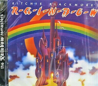 $9.44 • Buy Ritchie Blackmore's Rainbow By Rainbow NEW! CD,Ronnie James Dio,9 Tracks 1975