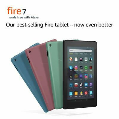 £48.99 • Buy New Amazon Kindle Fire 7  Tablet 16GB With Alexa (9th Gen) Latest UK Stock