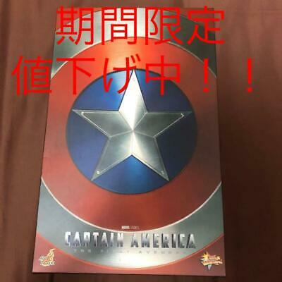 $ CDN571.58 • Buy Used Marvel Hot Toys First Avengers Captain America Figure Collection Iron Man