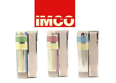 IMCO LIGHTER Triplex 6700 SUPER Painted Color Classic - INCLUDE TRACKING NUMBER • 19.30£