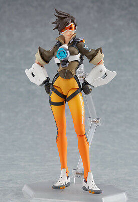 AU84.99 • Buy Figma TRACER Collector Action Figure | OVERWATCH | Good Smile Company