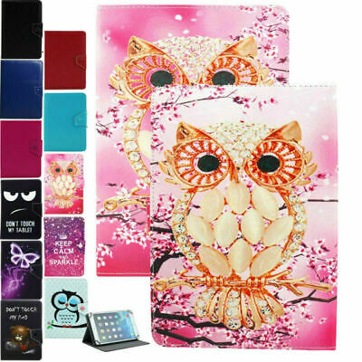 AU13.99 • Buy For Amazon Kindle Fire 7 8 10  Tablet Universal Print Leather Stand Case Cover