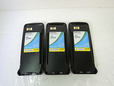 $49.90 • Buy LOT OF 3 Battery For Motorola MotoTRBO XPR6380 XPR6500 XPR6550 XPR6580 XTR8300