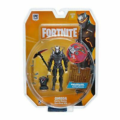 $ CDN35.48 • Buy *(Jazwares) Fortnight Solo Mode 4 Inches Figures: Omega