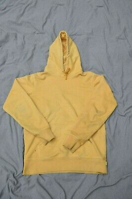 $ CDN133.66 • Buy Supreme Arc Embriodered Logo Hoodie Medium Yellow