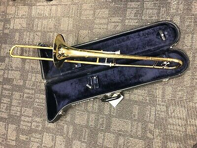 $149 • Buy Student Trombone From Bundy W/ Bach Mouthpiece