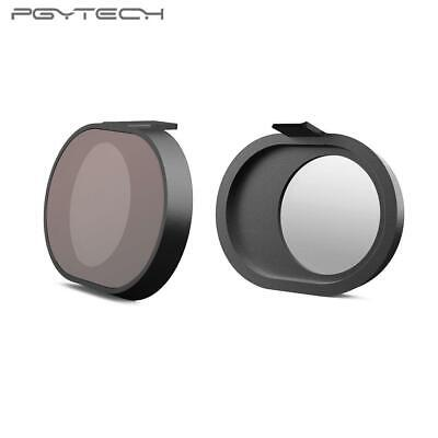 AU13.53 • Buy PGYTECH Drone Gimbal Camera HD ND64 Lens Filter For DJI SPARK Accessories
