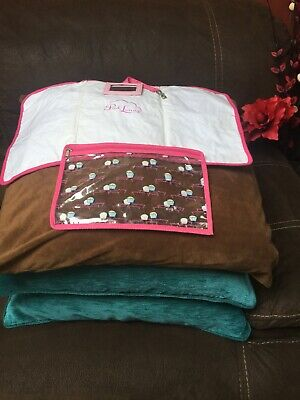 £12 • Buy Pink Lining Changing Mat. Yummy Mummy, Wet Bag And Mirror