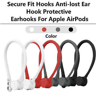 $ CDN5.34 • Buy EarTip Anti-lost Ear Hook Secure Fit Hooks Protective Earhooks For Apple AirPods