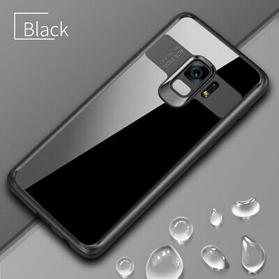 $ CDN3.99 • Buy For Samsung Galaxy S8 S9 Plus Note 8 Full Protective Slim TPU Acrylic Soft Case