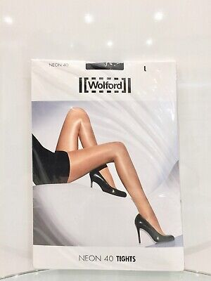 Wolford Neon 40 Tights Admiral Brand New In Packet  • 32£