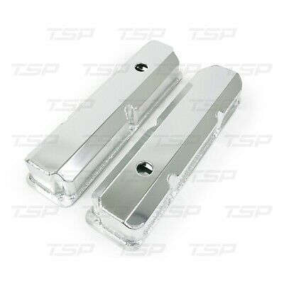 $129.99 • Buy TSP Fabricated Tall Aluminum Valve Covers Ford FE 360 390 427 428