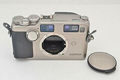 $ CDN1330.90 • Buy Contax G2 Film Camera Body Tested Working Used