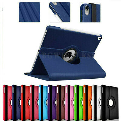$7.86 • Buy For IPad Air 1 2 Shockproof Case Cover 360 PU Rotating Leather Folio Stand