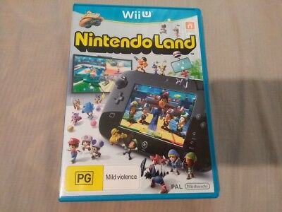 AU8 • Buy Nintendo Land Nintendo Wii U Game NintendoLand Used GC