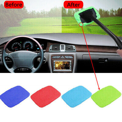 $ CDN1.35 • Buy 1pc Car Windshield Clean Cloth Cover Pad Car Window Glass Cleaning Care Tool