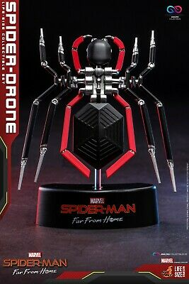 $ CDN196.50 • Buy Hot Toys-Spider Drone -Magnetic - Spiderman Far From Home- Lifesize Collectible