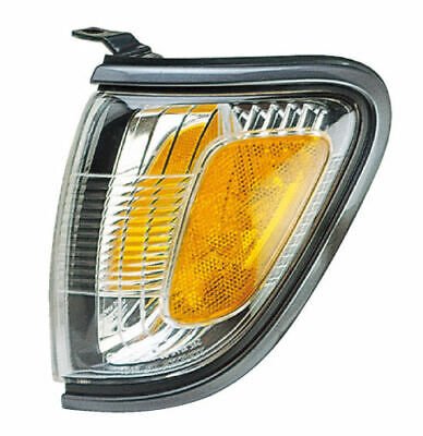 $12.21 • Buy Fits For 2001 2002 2003 2004 Ty Tacoma Corner Lamp W/grey Trim Left Driver