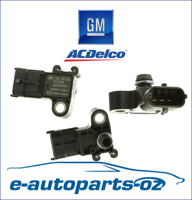 AU70 • Buy Genuine GM Holden MAP Sensor V8 6.0 LS2 6.2 LS3 L98 L77 VE VF WM Commodore HSV