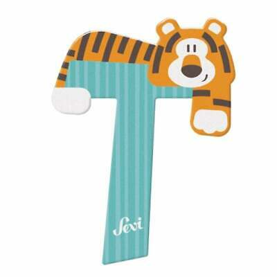 £2.50 • Buy Sevi Wooden Painted Animal Letter  T Is For Tiger