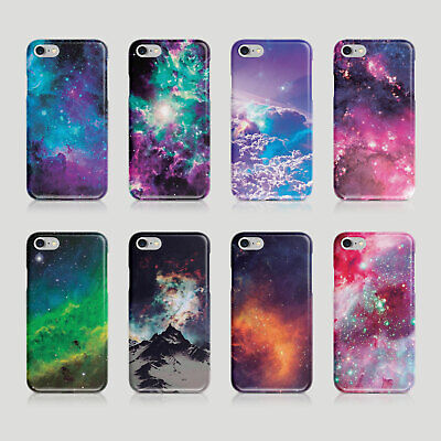 $ CDN11.83 • Buy IPhone Samsung Hard Phone Case Galaxy Nebula Space Cosmos