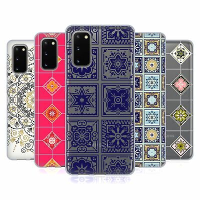 £7.24 • Buy Official Cat Coquillette Patterns 6 Gel Case For Samsung Phones 1