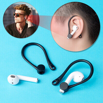 $ CDN1.48 • Buy AirPods Case Silicone Protective Accessories Protector Anti-lost Ear Hook~