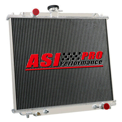AU199 • Buy 3 Row Aluminium Radiator For 94-99 Mitsubishi Montero Pajero Nj Nk Nl 2.8l 4m40