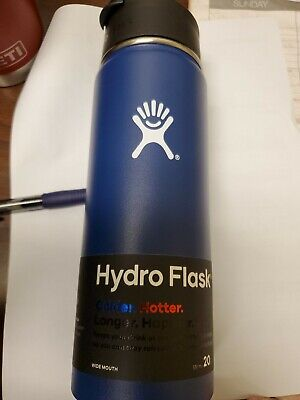 Hydro Flask W20FP 20 Oz With Flip Lid | Perfect For Hot Or Cold Coffee Drinkers! • 24.99$