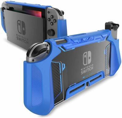 For Nintendo Switch Console / Joy-Con Controller Case FULL PROTECTION Grip Cover • 16.99$