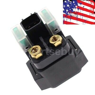 Starter Relay Solenoid Switch For Yamaha Grizzly Raptor Rhino 450 550 660 700 • 9.07$