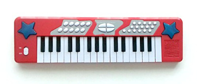 £17.94 • Buy Chad Valley Electronic Keyboard - Red.