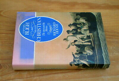 CAPTAIN BLIGH & MISTER CHRISTIAN: The Men And The Mutiny By Richard Hough • 6.50£