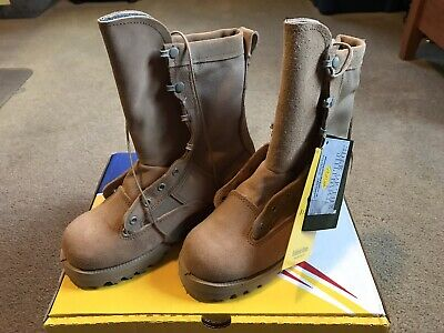 $19.99 • Buy New USGI Belleville Military Surplus Combat Infantry Boots Size Mens 5 Made USA