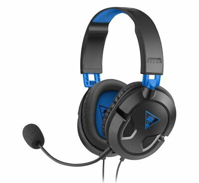 £19.85 • Buy Turtle Beach Ear Force Recon 50P Stereo Gaming Headset (PS4) Brand New